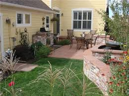easy small backyard landscaping ideas photo gallery backyard
