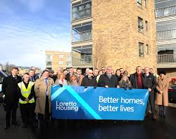 affordable housing developments recognised by homes for scotland