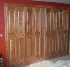 Wood Closet Doors Home Improvement Solutions Updating Your Closet Doors