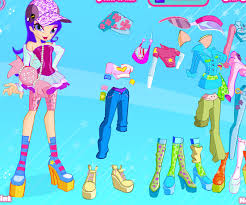 winx club dolls 2 game girls games