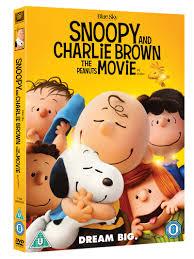 snoopy charlie brown peanuts movie dvd hmv store