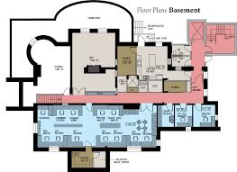 floor plan of office building office building basement