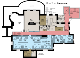 office building basement