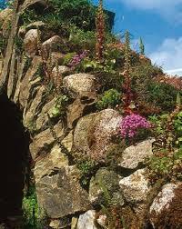 giardini rocciosi in ombra giardinaggio rocce e sassi da giardino come sceglierli