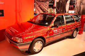 percho car file peugeot bbc coventry and warwickshire radio car at coventry