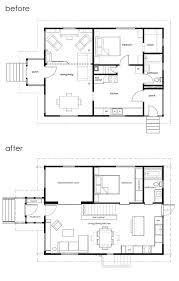 Small Kitchen Floor Plans With Islands Efficient Kitchen Floor Plans