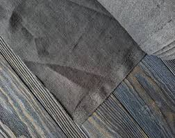 Upholstery Linen Fabric By The Yard Rough Linen Fabric By The Meter Stonewashed Linen Fabric