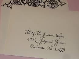 wedding gift envelope prater calligraphy wedding special occasion calligraphy