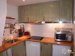 cuisine appartement parisien location appartement à 4ème arrondissement iha 74993