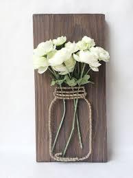 Home Decoration Wedding 15 Fantastic Rustic Wall Art Ideas String Art Silk Flowers And
