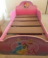 Sofia The First Toddler Bed Disney Princess Toddler Bed Ebay