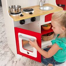 kidkraft red country kitchen red country kitchen by kidkraft