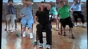 stronger seniors chair aerobic exercise for seniors