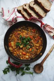 hearty vegetable soup recipe vegan rooted intention