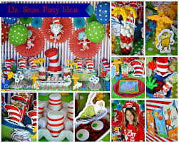 crissy u0027s crafts dr seuss party ideas and snacks