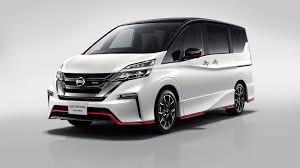 nissan serena 2014 nissan serena minivan gets a nismo sport package for tokyo