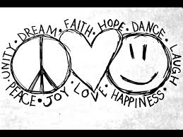 peace sign and love coloring pages bebo pandco