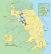 Tyler State Park Map by Bombay Hook National Wildlife Refuge Philly Day Hiker