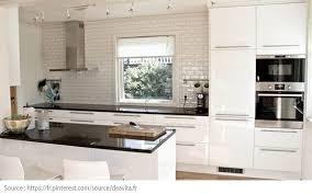 cuisine blanche design la cuisine blanche moderne et chic centris ca