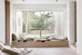 natural wood u0026 white interior a scandinavian home in the