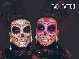 second life marketplace taox tattoo u0026 appliers face makeup