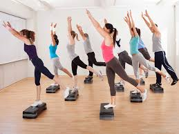 cardio and strength 5 awesome aerobic step workouts