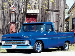 old chevy trucks 1965 chevy c10 pickup truck restored front