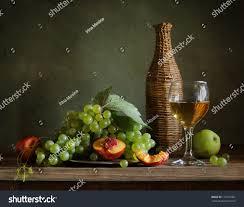 still life grapes glass wine stock photo 118173082 shutterstock