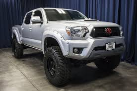 lifted 2013 toyota tacoma trd sport 4x4 northwest motorsport