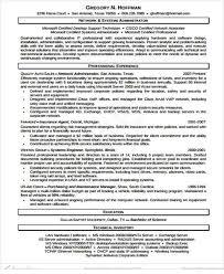 Networking Administrator Resume 20 It Resume Templates In Pdf Free U0026 Premium Templates