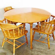 rubbed black drop leaf dining table standard furniture laguna