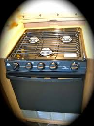 Oven Cooktop Combo Rv Mods Stove Oven To Dishwasher Conversion Re Purpose Unused Oven