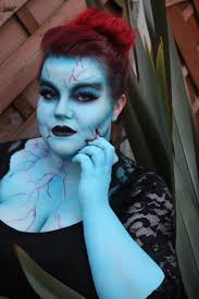 halloween is here scary vampire makeup look she might be loved
