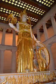 Parthenon Interior The Goddess Athena And Her Sacred Temple The Parthenon U2013 With