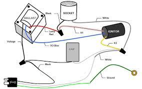 hps wiring diagram ballast wiring diagram 208v u2022 wiring diagrams