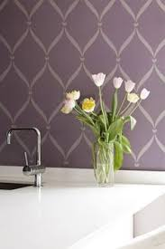 check out the gloss on matte paint pattern trick diy stencil it