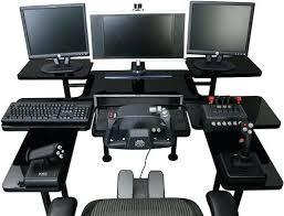 bureau d ordinateur gamer fauteuil pc gamer pro gaming table le vrai bureau des