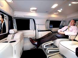 best limos in the world inside luxury suvs now come with bathrooms business insider