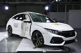si e auto nania crash test official honda civic safety rating
