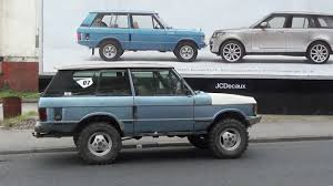land rover classic range rover classic advert 2012 youtube