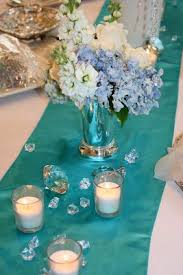 Tiffany Color Party Decorations 62 Best Party Ideas 50th Birthday Images On Pinterest Tiffany