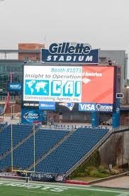 Gillette Stadium Floor Plan by Promote My Exhibit Ispe Boston Product Show