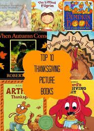 top 10 thanksgiving books for preschoolers