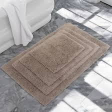 Cotton Bath Rugs Indulgence 100 Egyptian Cotton Bath Rugs Scandia