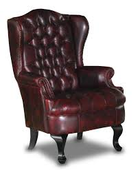 Victorian Chesterfield Sofa For Sale by Nadia Leather Chesterfield Wing Chair Ideas For My Living Room