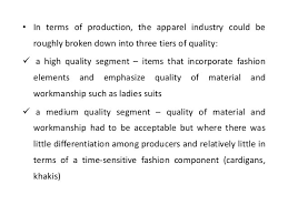 fashion industry supply chain management best industry in the