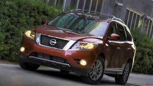 used nissan pathfinder 2013 nissan pathfinder review notes autoweek