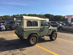 land rover racing lot shots find of the week land rover series iii onallcylinders