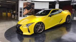 modified yellow 2018 lexus lc 500 u2022 2017 rolex 24 u2022 artisan
