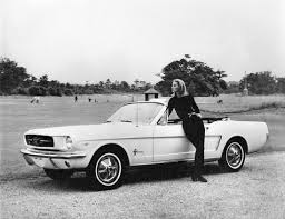 64 Mustang Black The Best Ford Mustangs In The Movies So Freaking Cool